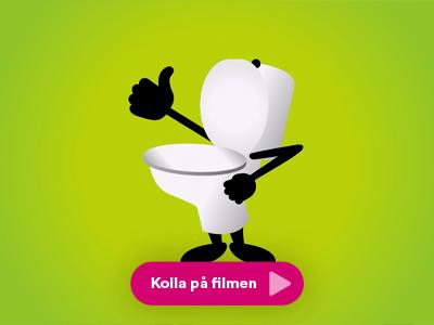 Illustration från animerad infomercial för Miva
